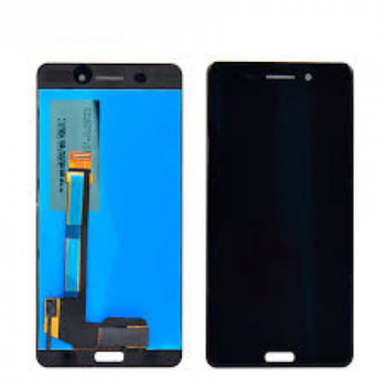 For Nokia 6 2018 LCD and Touch Screen Assembly. ( Black)