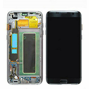 For Samsung Galaxy S7 Edge Refurb LCD and Touch Screen Assembly (Black)