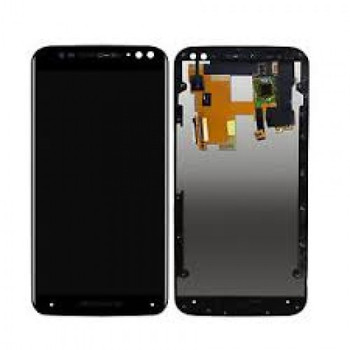 For Motorola Moto X Style LCD and Touch Screen Assembly (Black)
