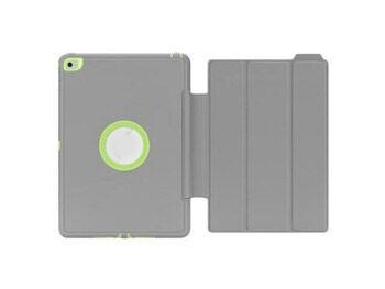 For iPad 2/3/4 Fashion Case Grey / Green