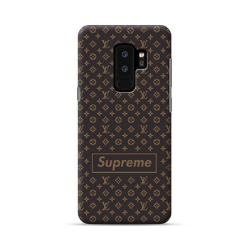 For Samsung Galaxy S9 Plus Luis Vuitton Flip Case