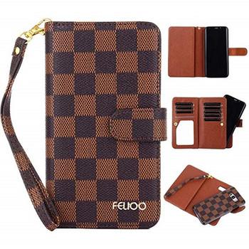 For Samsung Galaxy S8 Plus Luis Vuitton Flip Case