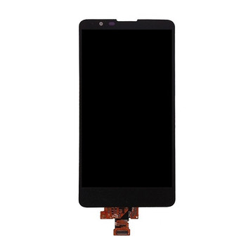For LG K520 LCD and Touch Screen Assembly. (Black)