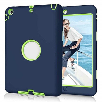 For iPad Mini 1/2/3 Hard Case Blue