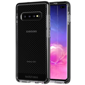 For Samsung Galaxy S9 Tech 21 Without Logo Black