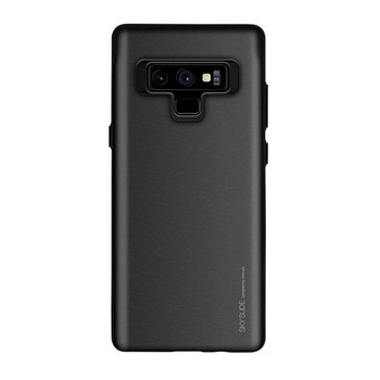 For Samsung Galaxy S9 Mercury Bumper X Black