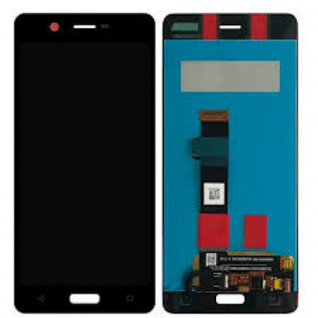 For Nokia 5 LCD and Touch Screen Assembly ( Black)