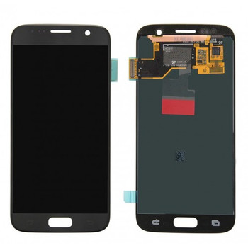 For Samsung Galaxy S7 Refurb LCD and Touch Screen Assembly (Black)