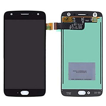 For Motorola Moto X4 LCD and Touch Screen Assembly (Black)