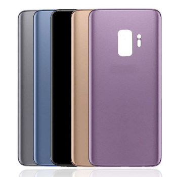 For Samsung Galaxy S9 Back Cover Blue