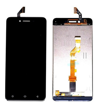 For Oppo A37 LCD and Touch Screen Assembly (Black)