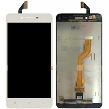 For Oppo A37 LCD and Touch Screen Assembly. (White)