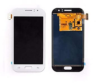 For Samsung Galaxy J110 /J1 Ace LCD and Touch Screen Assembly. (White)