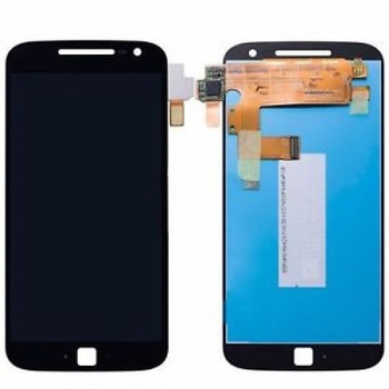 For Motorola Moto G4 Plus LCD and Touch Screen Assembly (Black)