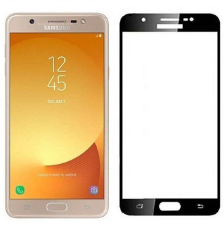 For Samsung Galaxy J5 Pro SM-J530Y 2.5D Tempered Glass