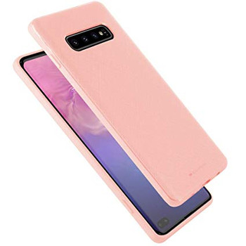 For Samsung Galaxy S10 Plus Jelly Case Purple