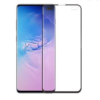 For Samsung Galaxy S10 Plus 5D Nano Antishock Tempered Glass