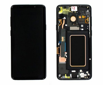For Samsung Galaxy S9 Refurb LCD and Touch Screen Assembly (Black)