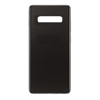 For Samsung Galaxy S10 Plus Back Cover Black
