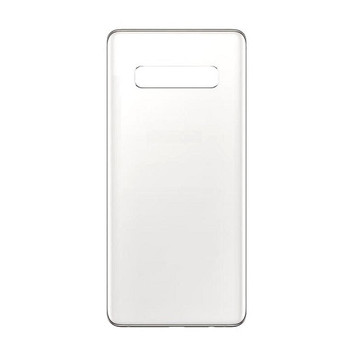 For Samsung Galaxy S10 Plus Back Cover White
