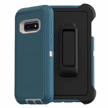 For Samsung Galaxy S10E (Lite) Outerbox Defender Case Blue