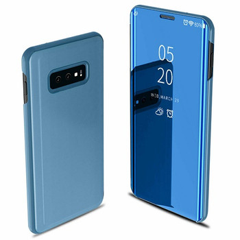 For Samsung Galaxy S10 Fashion Case Blue