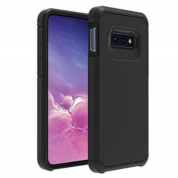 For Samsung Galaxy S10E (Lite) Fashion Case Black