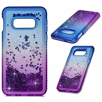 For Samsung Galaxy S10E (Lite) Fashion Case Blue