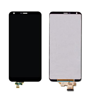 For LG G6 H870K  LCD and Touch Screen Assembly With Frame. (Black)