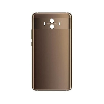 For Huawei Mate 10 Back Cover Mocha Gold