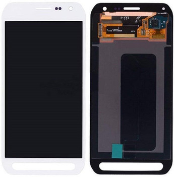 For Samsung Galaxy S6 Refurb LCD and Touch Screen Assembly (White)