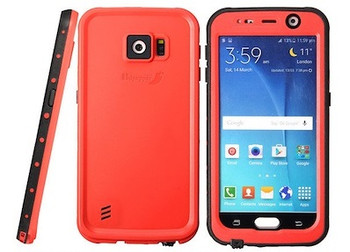 For Samsung Galaxy S6 Red Pepper Case