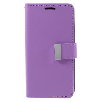 For Samsung Galaxy S7 Rich Diary Case Purple