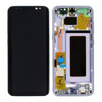 For Samsung Galaxy S8 Plus Refurb LCD and Touch Screen Assembly (Purple)
