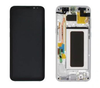 For Samsung Galaxy S8 Plus Refurb LCD and Touch Screen Assembly (Grey)