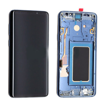 For Samsung Galaxy S9 Refurb LCD and Touch Screen Assembly (Blue)