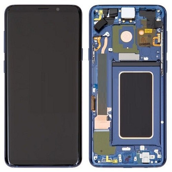 For Samsung Galaxy S9 Plus Refurb LCD and Touch Screen Assembly (Blue)
