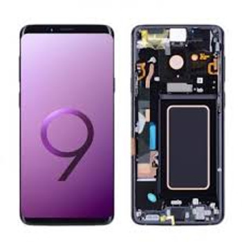 For Samsung Galaxy S9 Refurb LCD and Touch Screen Assembly (Purple)