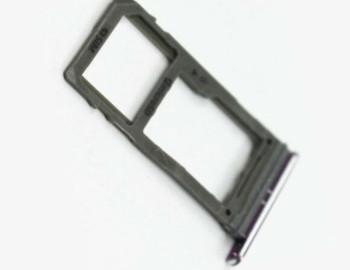 For Samsung Galaxy S9 Sim Tray Black