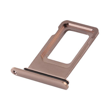 For iPhone XS Max Sim Tray Gold