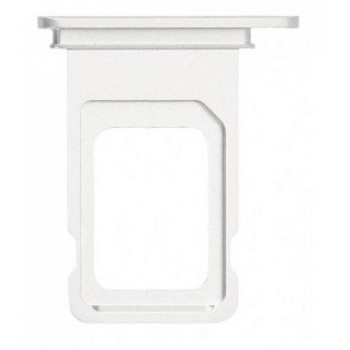 For iPhone XR Sim Tray White