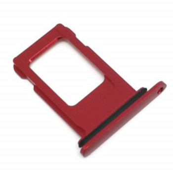 For iPhone XR Sim Tray Red