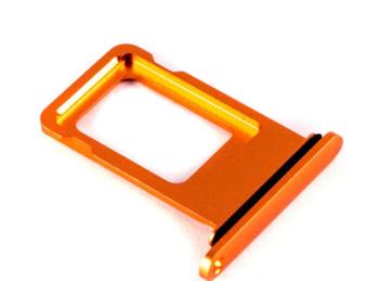 For iPhone XR Sim Tray Orange