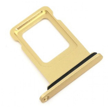 For iPhone XR Sim Tray Yellow