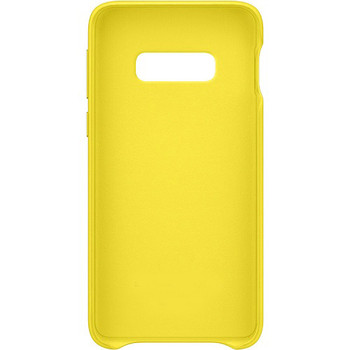 For Samsung Galaxy S10E Back Cover Yellow