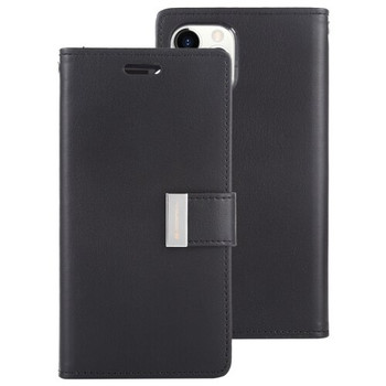 For iPhone 11 Pro Rich Diary Black