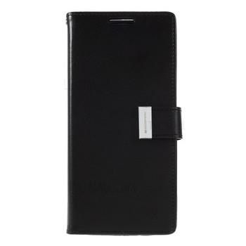 For Samsung Galaxy S20 Rich Diary Case Black