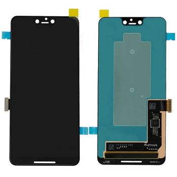 For Google Pixel 3 XL LCD and Touch Screen Assembly. (Black)