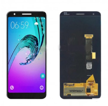 For Google Pixel 3A LCD and Touch Screen Assembly (Black)