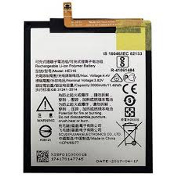 For Nokia 6.1 Battery